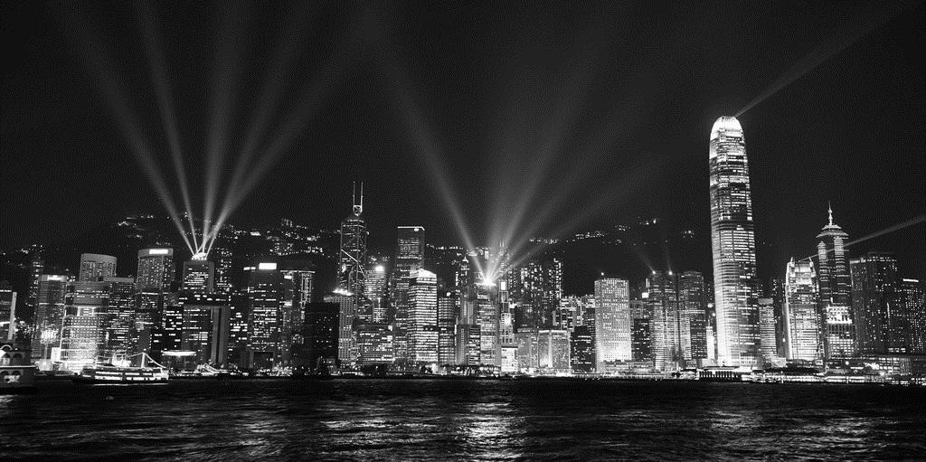Hong Kong – Asia's international financial centre